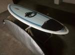 NSP 72 Malibu Evolution Funboard prancha de surf