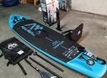Padlle prancha de surf SUP 10.9 deck quilhas+EXTRA