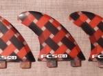 Quilhas FCS PC-3