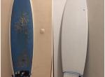 NSP 68 Evolution Prancha de surf Malibu Funboard