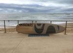 Sunova Paddleboard STYLE 10' XXXX TEC prancha de surf SUP Longboard FCS