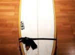 Prancha Surf Code 7.0 Epoxy + Saco + Leash