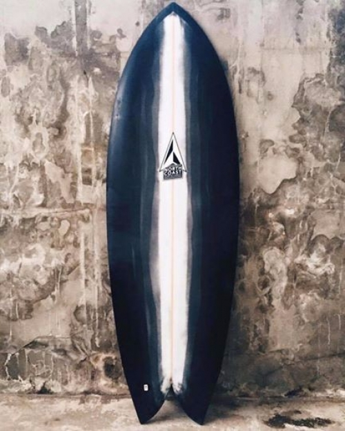 Prancha Fish Twin Fin Northcoast 5'3'