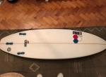 Prancha surf Al Merick 5.11 TLOW