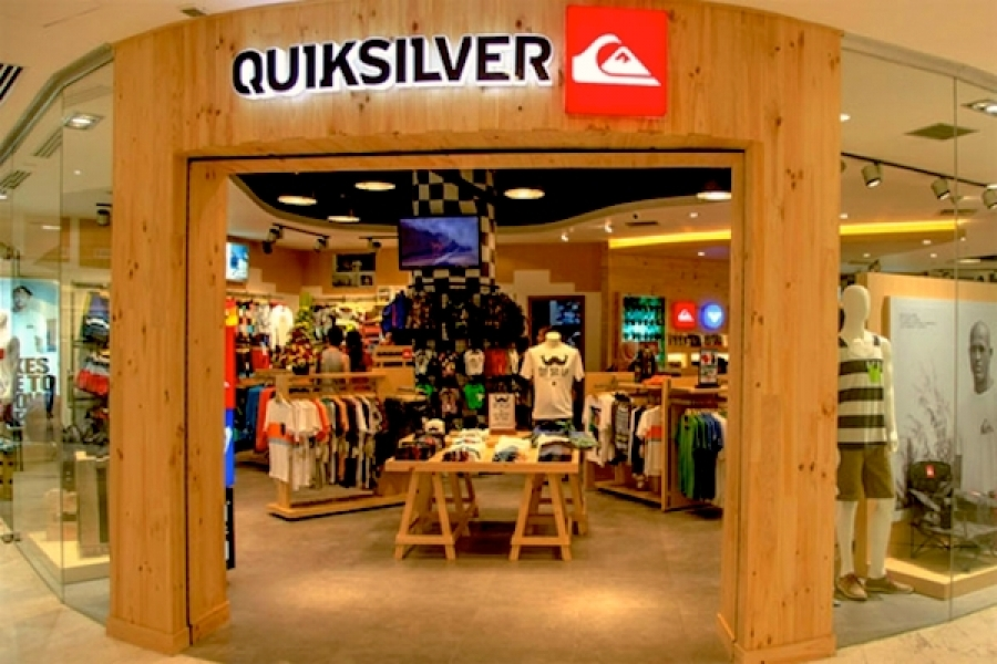 Image result for quiksilver store