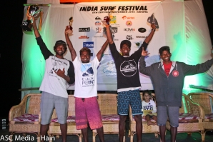 The surf finalists
