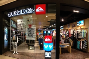 QUIKSILVER OPENS ITS FIRST STORE IN SULAWESI