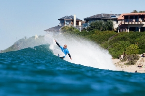 Will Kelly Slater keep his momentum this event?