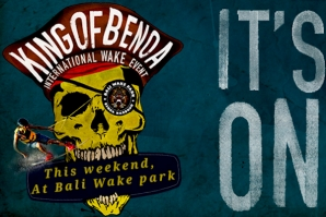 KING OF BENOA KICK OFF THIS 18 MARCH AT BALI WAKE PARK