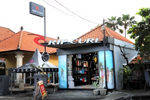 NEW LOCATION OF RIP CURL STORE SANUR