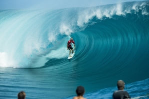 Owen Wright at Teahupoo