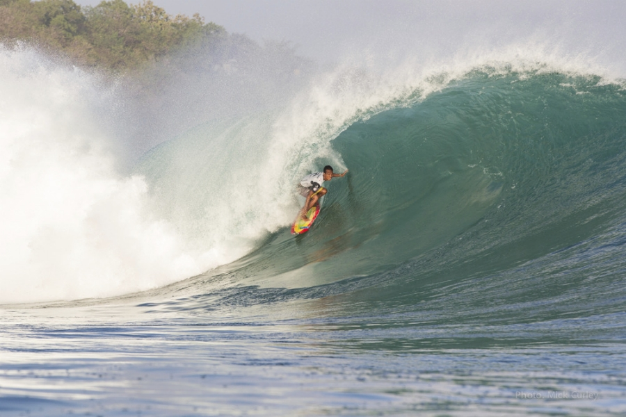 Expression Session Slated for today at Rip Curl Cup Padang-Padang!