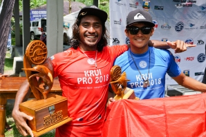Oney Anwar and Alysse Cooper Take Impressive Wins at Krui Pro in Sumatra