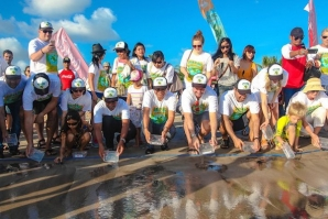 10 Years On - Keepers of Paradise, Coca-Cola Amatil Indonesia and Quiksilver Indonesia Caring for Bali's Environment