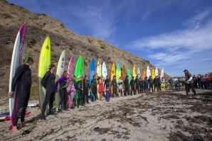 Mavericks Big Wave Tour Competitors