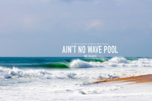 "THE INCREDIBLE JOURNEY OF MICK FANNING TO FIND THE NEWEST ""NO WAVE POOL"""