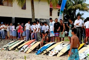 NIAS INTERNATIONAL SURF COMPETITION