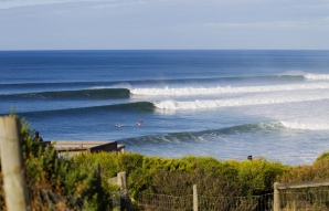Good Friday Gets Great Waves at Rip Curl Pro Bells Beach