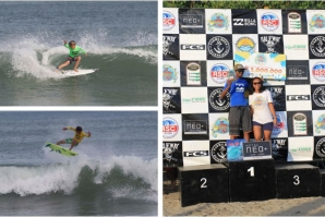 BILLABONG GROMMET ATTACK SERIES CROWNS SERIES CHAMPIONS IN   EXCITING FINALE AT KUTA BEACH