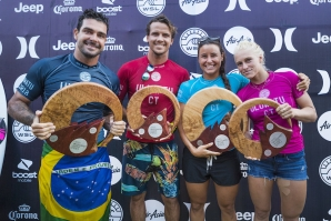 Willian Cardoso and Johanne Defay Claim Sensational Wins At Uluwatu CT