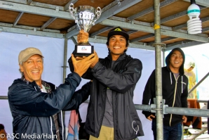 Dede Suryana Win's 2014 ASC Men's Championship at Taiwan Open of Surfing