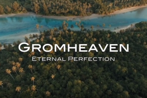 Grom Perfection at mentawai islands in Indonesia