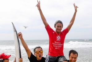 REnextop Asian Surfing Tour 2017 Crowns Champions and Event Winners at La Union in the Philippines