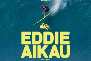 "THE QUIKSILVER IN MEMORY OF EDDIE AIKAU IS A ""GO""— INVITEES ANNOUNCED"