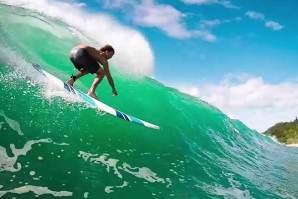 JAY ALVARREZ: THE NORTH SHORE DAREDEVIL