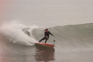 HOW COOL IS IT TO SURF AN EGG 7'2'' SINGLE FIN?