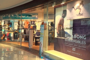 BILLABONG EXTENDS ITS RETAIL FOOTPRINT WITH A NEW CONCEPT STORE IN LOMBOK