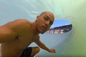 KELLY SLATER ABSOLUTELY HYPNOTIZE US IN HIS PRIVATE WAVE POOL