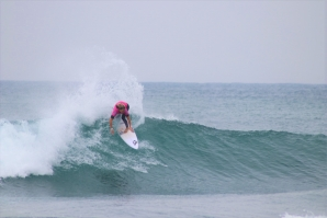awaiian Coco Ho takes the win at the White Buffalo Women's Pro QS3,000.  Credit: © WSL