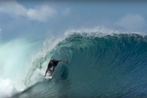 THE ICREDIBLE MATEUS HERDY SHOWING HIS SURF TECHNIC IN INDONESIA