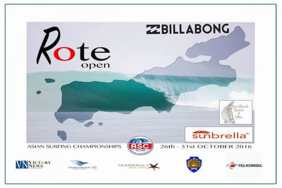 81821780ef The Rote Open 2016 Set for 26-30 October at Bo a Beach on Rote Island