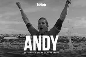 THE UNTOLD STORY OF ANDY IRONS