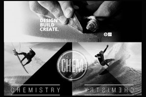 Chemistry Surfboards chegam à Europa
