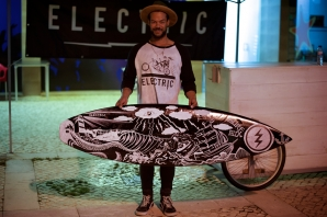 Electric Party at Surf Box
