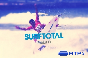 SurfTotal TV na nova RTP 3