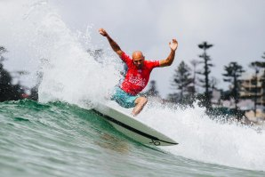 11 time World Champion Kelly Slater