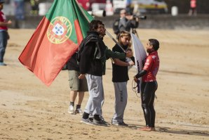 PORTUGAL PRÓXIMO DO PÓDIO NOS ISA SURFING GAMES 2017
