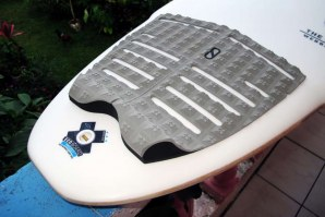 O novo traction pad da Slater Designs.
