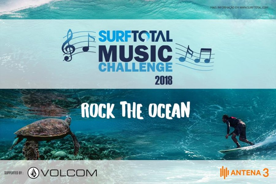 Surftotal Music Challenge powered by Volcom