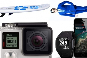 TOP 10 GADGETS PARA O SURF BY SURFTOTAL.COM