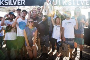 Boardriders Ericeira acolheu Quiksilver Media e Surfcamp Trophy
