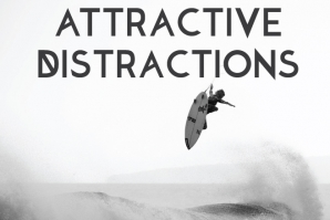 Dakine apresenta Attractive Distractions no SAL - Caparica Primavera Surf Fest