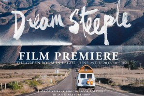 NOVO FILME 'DREAM STEEPLE' ESTREIA NO ALGARVE