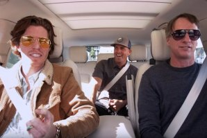 Carpool Karaoke:  Tony Hawk, Shaun White & Kelly Slater