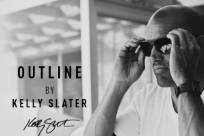 A Electric apresenta os OUTLINE por Kelly Slater