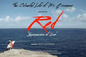 RED - IMPRESSIONS OF LOVE COM MR. BOONMAN